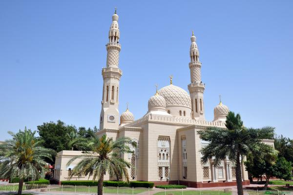 Мечеть Джумейра фото