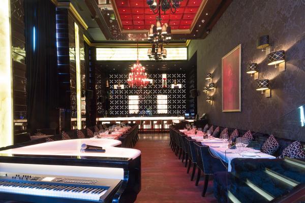 Sass Cafe Dubai фото