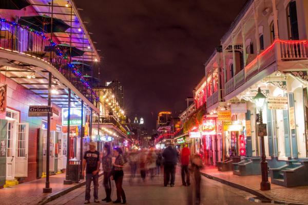 Bourbon Street Photos