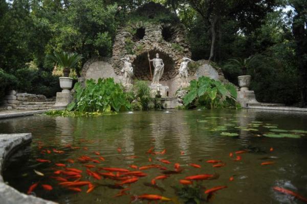 Arboretum Trsteno photo