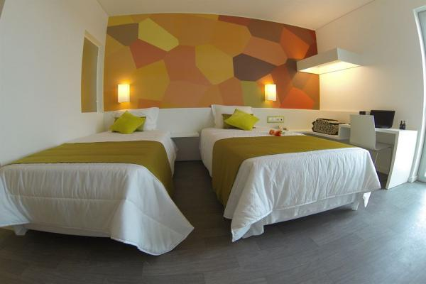 Hotel Hotel 3K Faro Aeroporto фото