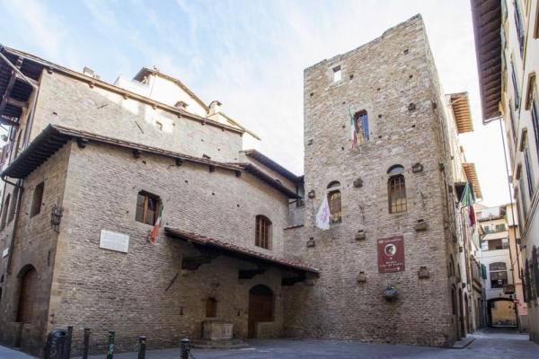 Дом-музей Данте Алигьери фото