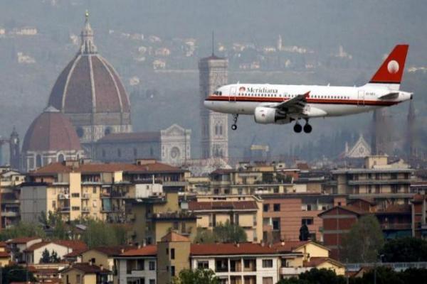 Аэропорт Флоренции Америго Веспуччи фото