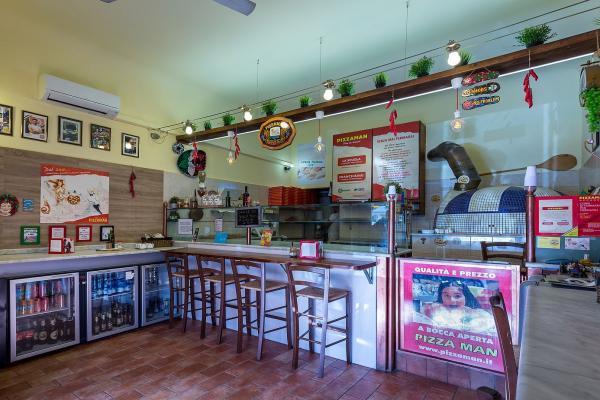 Pizza Man De Amicis фото