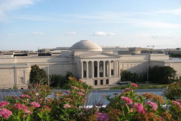 Национальная галерея искусства фото