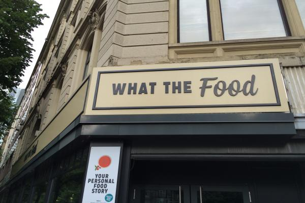What the food!  Photo