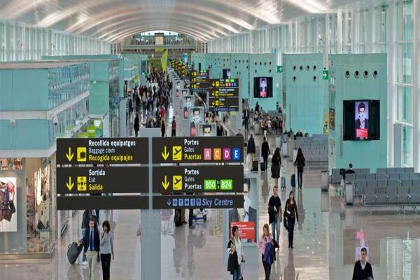 Аэропорт Жироны Коста-Брава фото