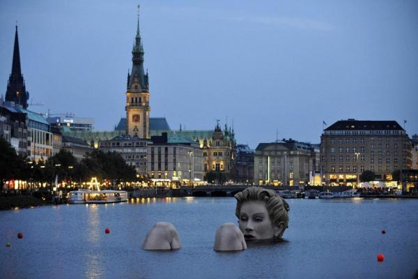 Alster Lake photo