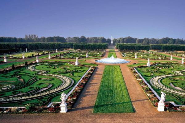 Königliche Gärten Herrenhausen Foto