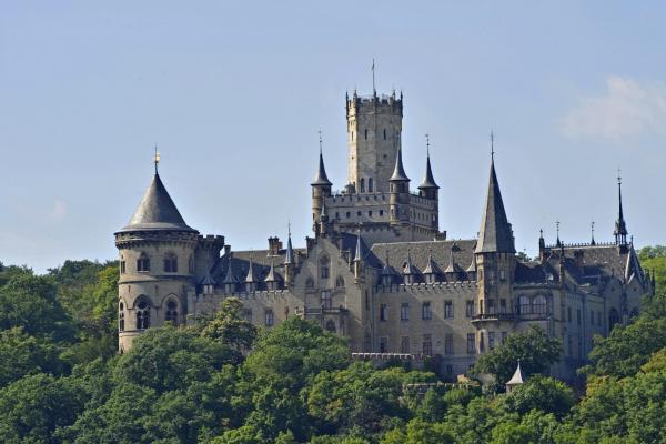 Marienburg Schlossfoto