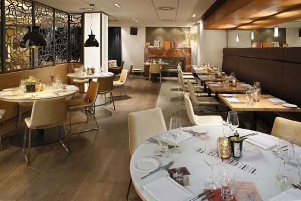 Gondel Restaurant Foto
