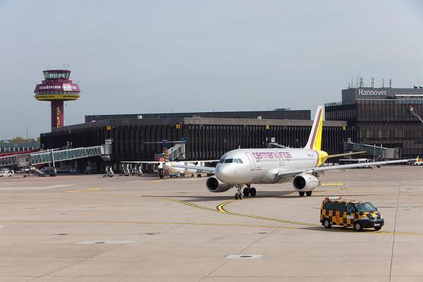 Аэропорт Ганновера Лангенхаген фото