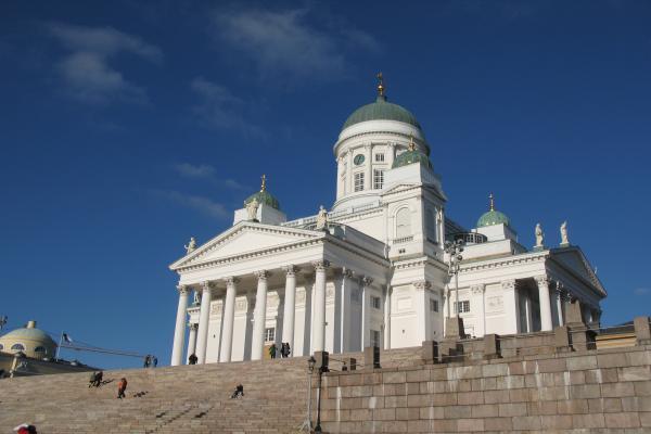 Foto de la Plaza del Senado