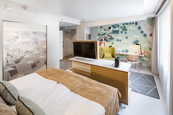 Hotel Indigo Helsinki — Boulevard фото