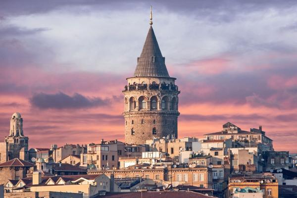 Foto de la torre de Gálata