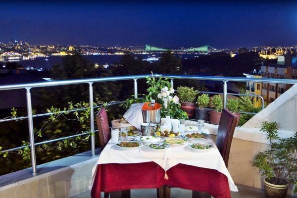 Restaurante El Amed Terrace foto