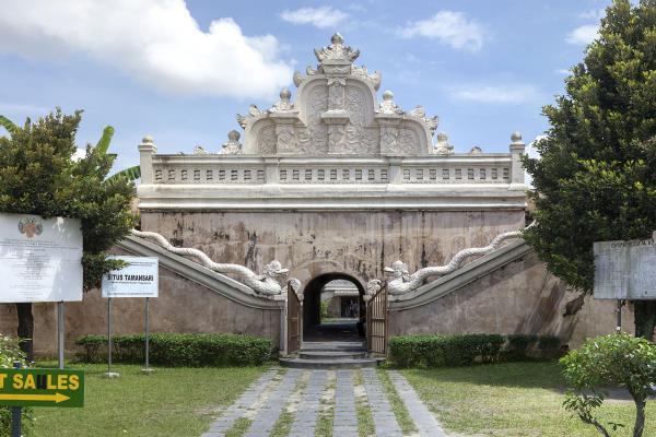 Джакарта панорамное фото
