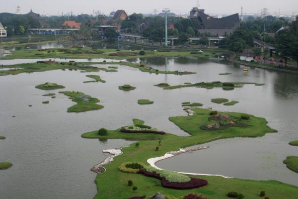 Парк «Мини Индонезия» фото