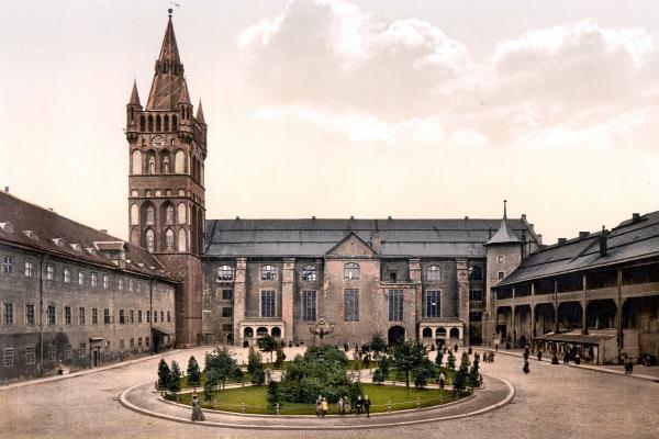 Königsberg Castle photo