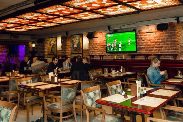 "Czech tavern ""At Hasek"" photo"