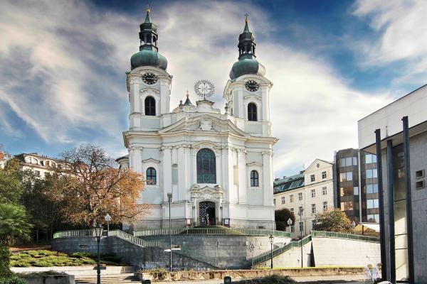 Костел Святой Марии Магдалины фото