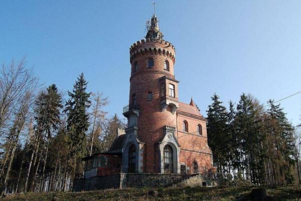 Башня Гёте фото