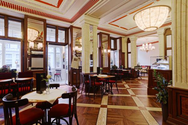 Cafe-Restaurant Quisisana Palace фото