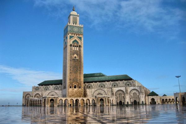 Hassan II Mosque photo
