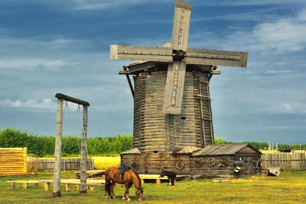 Татар авылы фото