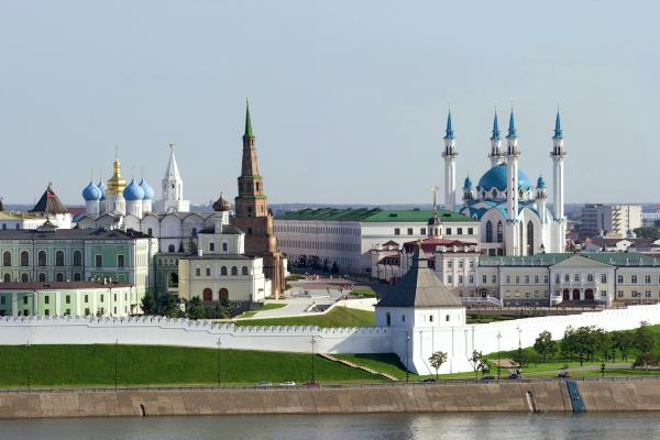 Kazan Kremlin photo