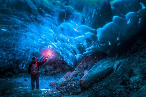 Пещера Ледяная фото