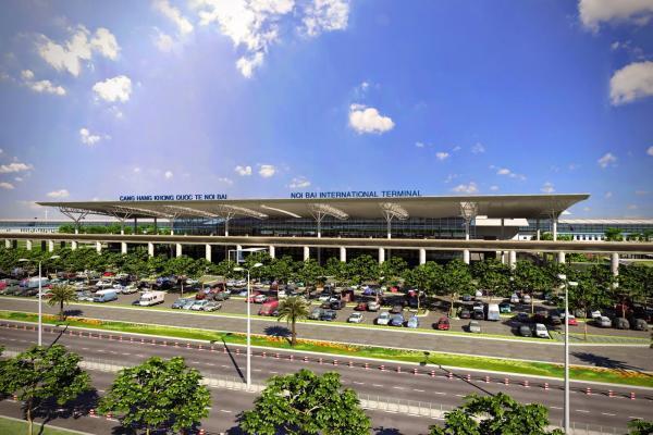 Аэропорт Ханоя Нойбай фото