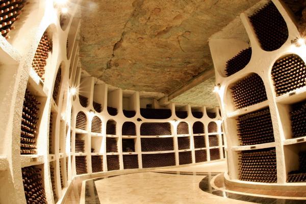 Underground Galleries Cricova photo