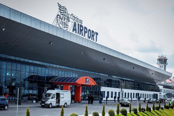 Аэропорт Кишинёва фото