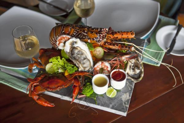 Seafood Cove Photo