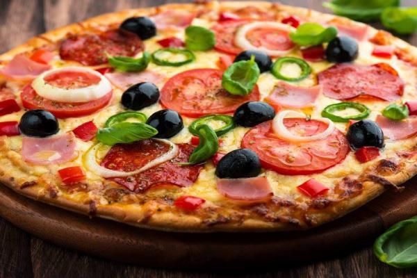 Giovanni's Presto Pizza фото