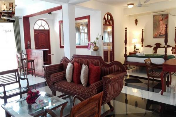 Hotel Richmond House Colombo фото