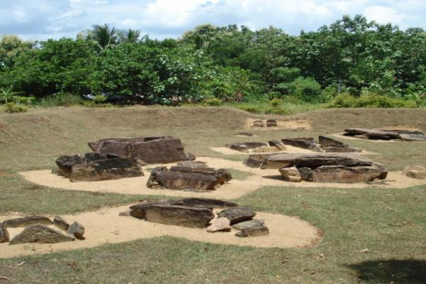 Burial ground photo