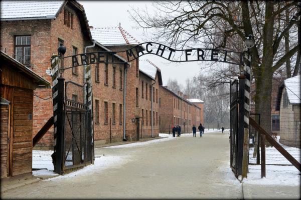 Foto de Auschwitz-Birkenau