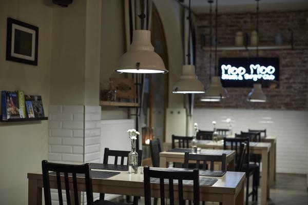 Foto de Moo Moo Steak and Burger Club