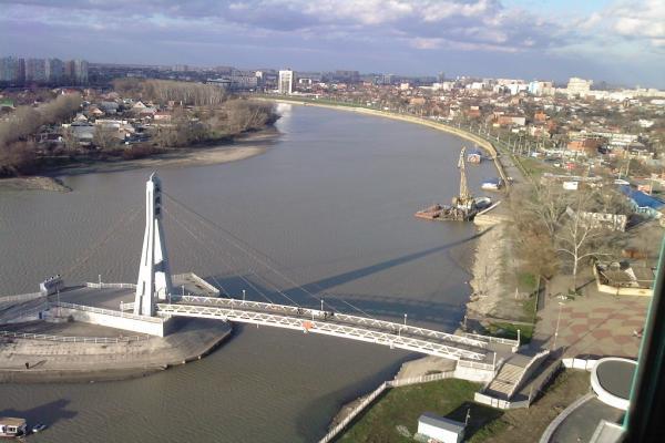 Kuban embankment photo
