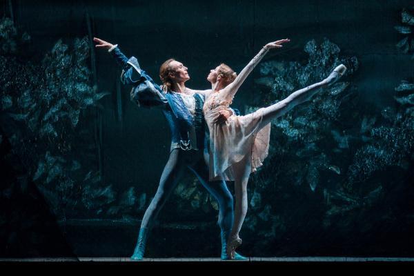 Краснодарский театр балета фото