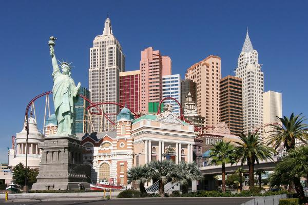 Hotel-casino New York photo