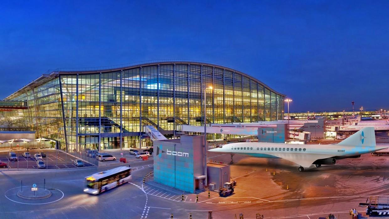Аэропорт Лондона Хитроу фото