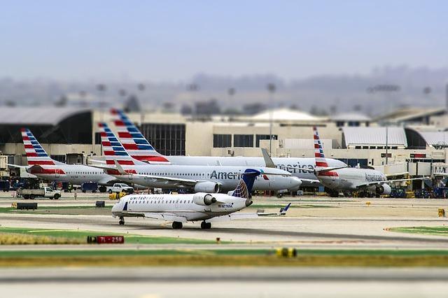 Los Angeles airport photo