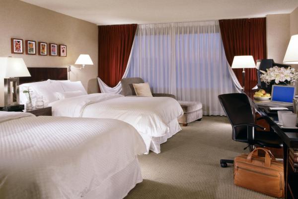 Habitación de hotel The Westin Los Angeles Airport Hotel фото