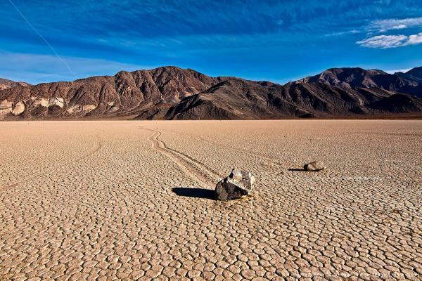 Foto del Valle de la Muerte