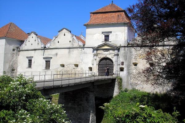 Svirzhsky castle photo