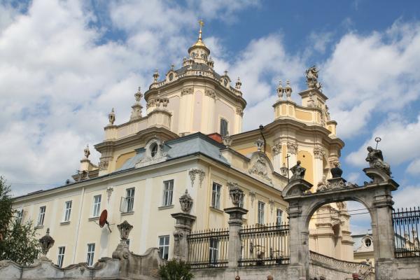 Архикафедральный собор Святого Юра фото