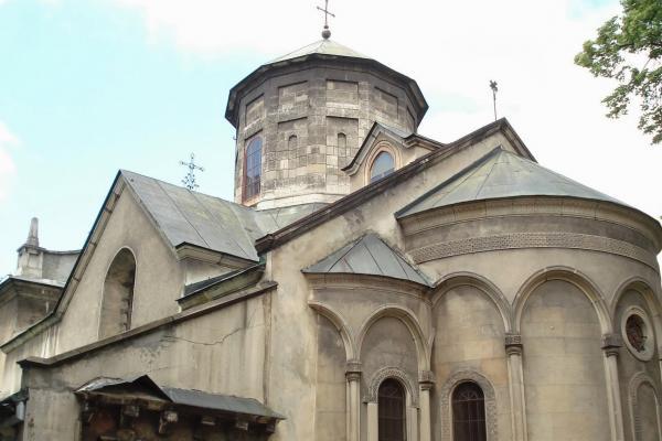 Армянский кафедральный собор фото